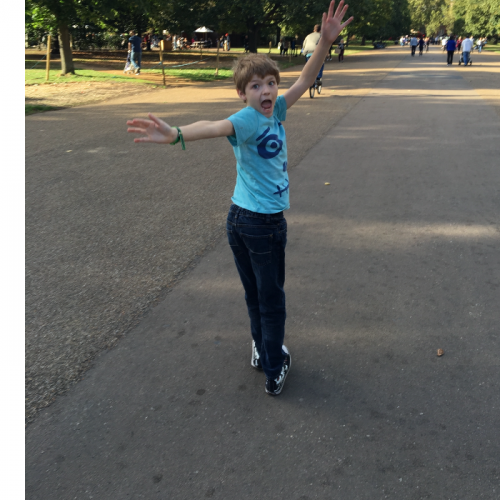 f4f5f15a0 Jack Kimber Age 9 Merstham, Surrey. Jack has some cognative development  issues and chronic