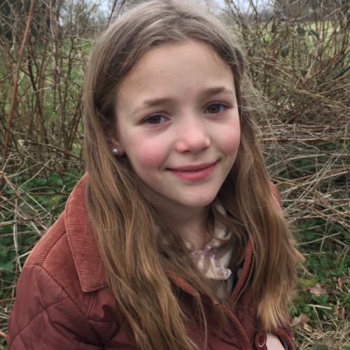 Faith is my 11 year old daughter who lives in Sheringham, Norfolk. Faith has a rare form of epilepsy where she has three types of seizures she is also partially deaf. Don't be fooled though this little girl could so easily be fed up and down about her condtion. Oh no she is the happiest , positive child you will meet. She changed her story! She goes to school with such a positive attitude even though she doesn't find it easy. Whatever this young lady puts her mind too she definatly will have an amazing story