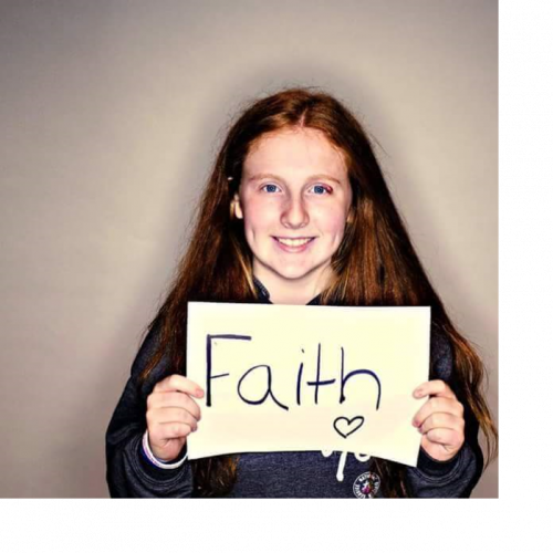 Faith Williamson, 17 years. For inspiring and encouraging others through challenging experiences. Faith was attending a Trampoline Club that I had recently taken on. She was at first unsure of my presence as it was a change from her coach whome she had already built a rapport with for many years. Amie had met Faith as both being gymnasts but as Amie progressed into a coaching role she saw Faith positively change her story as did I. Following issues at school and home, Faith moved into her Grandparents home. The move greatly affected her positivity, attitude and confidence. SHe became