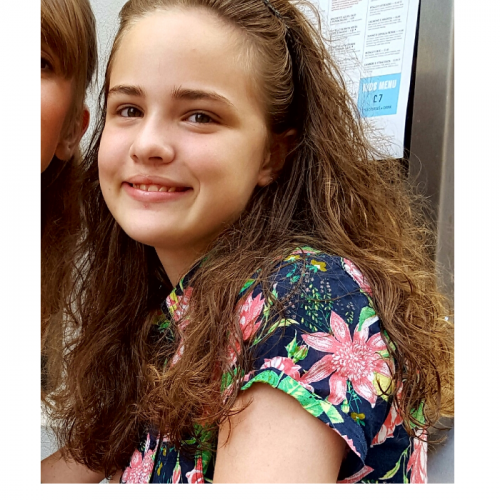 This is our beautiful daughter Millie. She is 13 years old and we live in Kirkby in Ashfield in Nottinghamshire.   I have suffered from severe depression and anxiety for quite a number of years now and life can be very hard, a lot of the time.   All my life, I had been bullied for being over weight and it basically set my adult life up to be a total failing. I never made anything of myself, and to be honest, I basically saw myself as a burden and an extreme waste of space.  I eventually met my partner and after a few years of being together, we had a beautiful baby girl.   Millie was born in 2003 and she had a bilateral cleft lip and hole in her soft palate. She had 2 operations before she was 1 year old and I found this difficult to deal with. Her 1st op was a life/face changing experience and Millie has gone from strength to strength ever since.   As she has gone from being a child into a young adult, her beauty and attitude to life have flourished in an overwhelming way. She is totally her own person and doesn't follow the crowds. She's not afraid to be different and especially not afraid to stand out!  As her mum, I have tried my utmost best, to keep a brave face and stay positive, even when I feel I sometimes cannot carry on.   Her dad and I have filled her with so much passion and confidence, to reach for the goals that she aims for. Her passion is music/ playing the piano and art. She is gifted in many ways and she is everything I ever wanted to be! Beautiful, confident, knowledgeable, brave and strong. I never had the nerve to go in search of my dreams....but Millie does!   So even when I feel like I have failed at just existing .....I look at Millie and I realise that I have succeeded greatly!  Millie Jenvey  'Changed My Story!' SHE'S MY REASON FOR LIVING! 😊😘 XxXxX