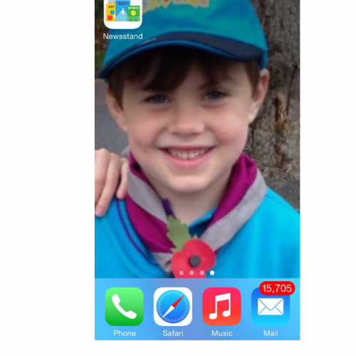 Chatty Adam, Adam Cobey age 7 Cambridgeshire,  Adam had speach problems and age 4 had a very limited vocabulary, he worked very hard with his speach therapist and has overcome huge obstacles, he is now a chatty little boy who loves singing, his favourite song is revolting children.