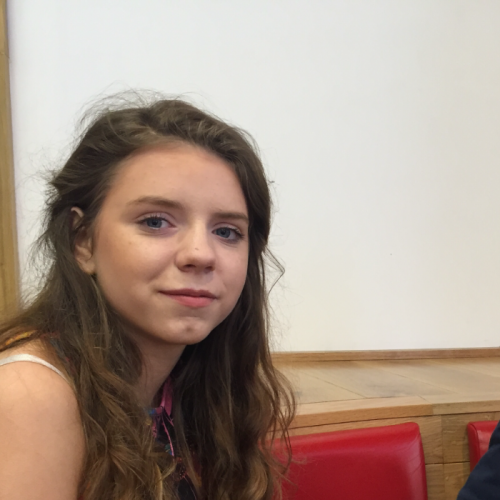 Isla is 15. She has suffered from anxiety for a number of years. Last year she walked almost 350 miles- the equivalent of her home in Ayrshire to Covent Garden to raise money and awareness for SAMH, a Scottish mental health charity. Isla raised almost £1300  https://m.facebook.com/islaswalktolon. Isla loves theatre and this is why she chose Covent  garden. She has inspired me and many of her peers and I am immensely proud of her every day.